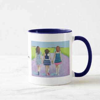 Best Friends... Mug