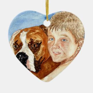 'Best Friends' Ornament