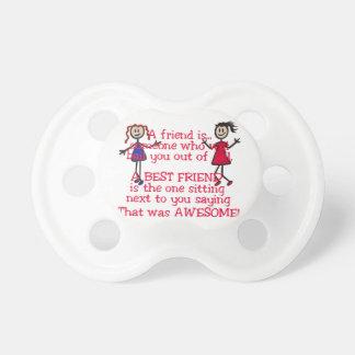 Best Friends Pacifier
