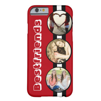 Best friends Personalized Barely There iPhone 6 Case