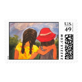 Best Friends Postage