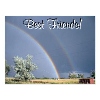 Best Friends! Postcard
