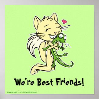 """Best Friends"" Poster"