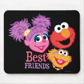 Best Friends Sesame Street Mouse Pad