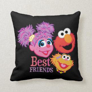 Best Friends Sesame Street Pillow