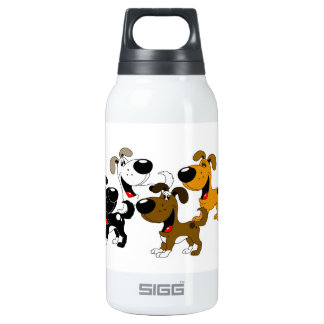 Best Friends! SIGG Thermo 0.3L Insulated Bottle