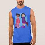 Best Friends Sleeveless T-shirts