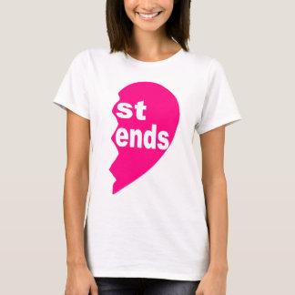 Best Friends, st ends Tee Shirt