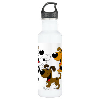 Best Friends! Stainless Steel Water Bottle
