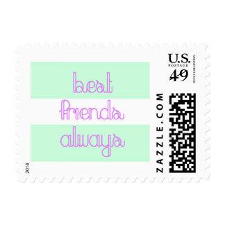 Best Friends Stamp(1st Class 1oz) Postage