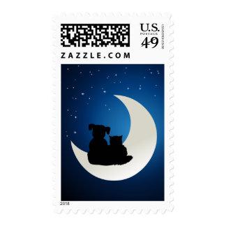 Best Friends stamps