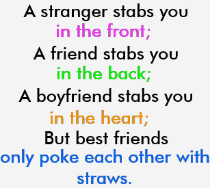 Back Stabbing Friends Gifts On Zazzle