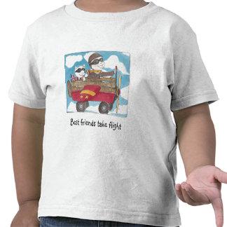 Best Friends Take Flight T-Shirt
