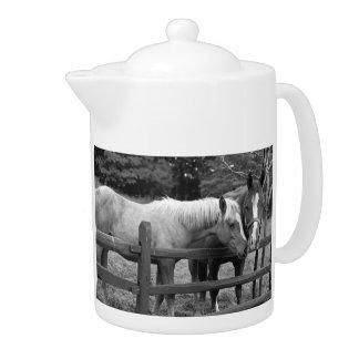 Best Friends Teapot