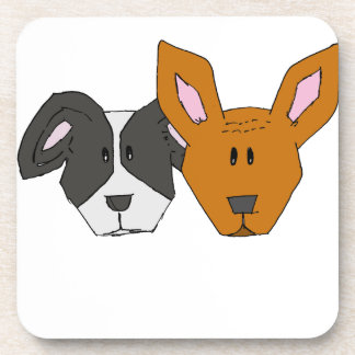Best Friends - The Mutts Coaster