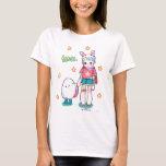 Best Friends Women's Basic T-Shirt
