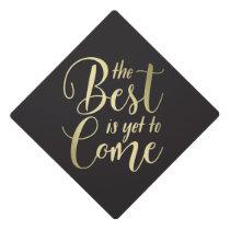 Best Future EDITABLE COLOR Graduation Cap