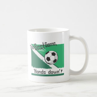 "Best Game ""hands down"" Coffee Mug"