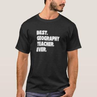 Best Geography Teacher Ever T-Shirt
