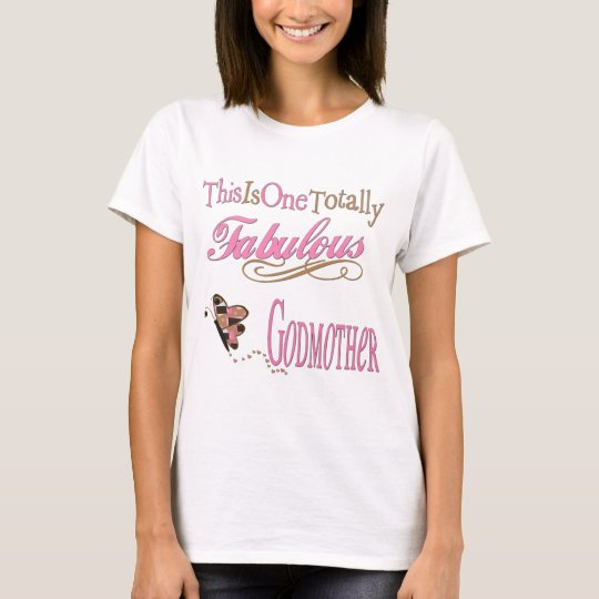Best Gifts For Godmothers T-Shirt