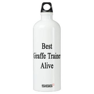 Best Giraffe Trainer Alive SIGG Traveler 1.0L Water Bottle