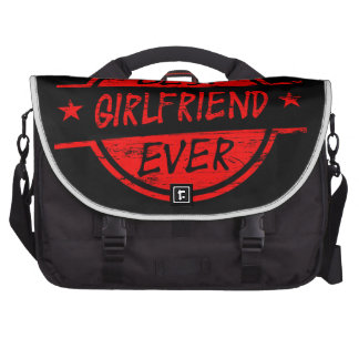 Best Girlfriend Ever Red Bags For Laptop