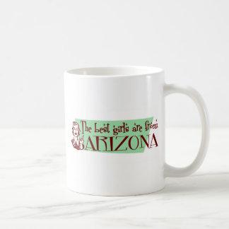 Best Girls are from Arizona Coffee Mugs