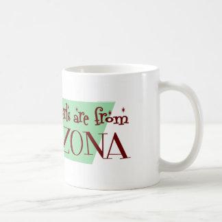 Best Girls are from Arizona Coffee Mug