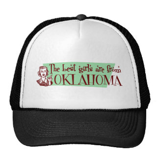 Best Girls are from Ohio Trucker Hats