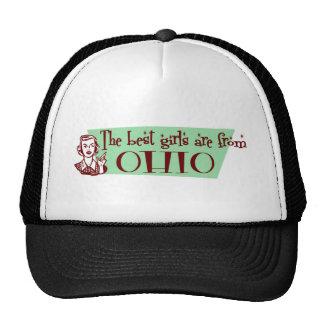 Best Girls are from Ohio Trucker Hat