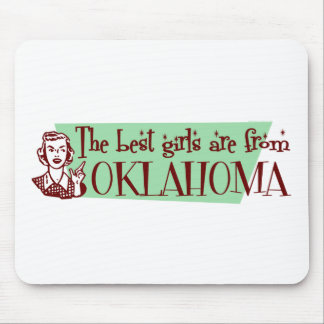 Best Girls are from Ohio Mouse Pad