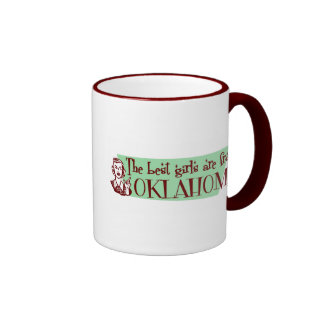 Best Girls are from Ohio Coffee Mugs
