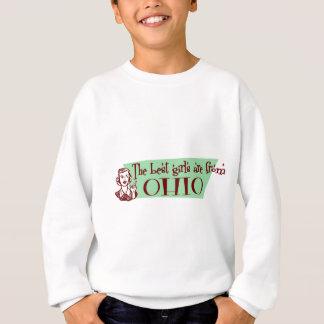 Best Girls are from Ohio Sweatshirt