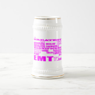 Best Girls EMTs : Pink Greatest EMT Mug