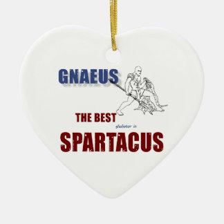 Best Gladiator Ceramic Ornament