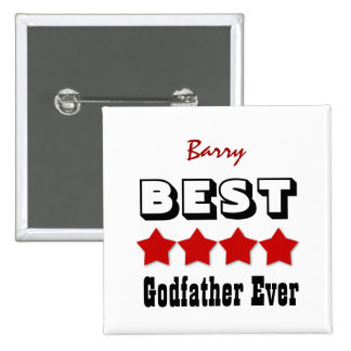 Best GODFATHER with Stars RED V03 Button