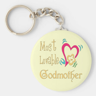 Best Godmother Gifts Key Chains