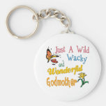 Best Godmother Gifts Keychain