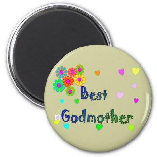 Best Godmother Gifts Fridge Magnets