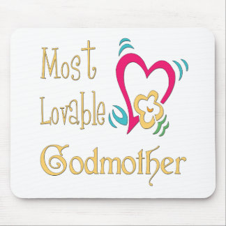 Best Godmother Gifts Mouse Pad