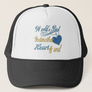 Best Godmother Gifts Trucker Hat
