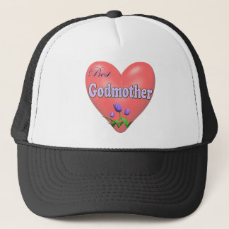 Best Godmother Mothers Day Gifts Trucker Hat