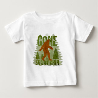 Best Gone Squatchin Design EVER! T-shirt