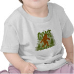 Best Gone Squatchin Design EVER! Tshirts