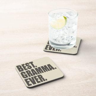 Best. Gramma. Ever. Beverage Coaster