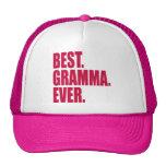 Best. Gramma. Ever. (pink) Trucker Hat