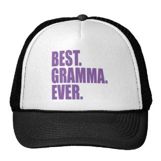 Best. Gramma. Ever. (purple) Trucker Hat