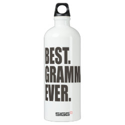 Best. Gramma. Ever. SIGG Traveller Water Bottle (0.6L)