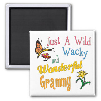Best Grammy Gifts 2 Inch Square Magnet