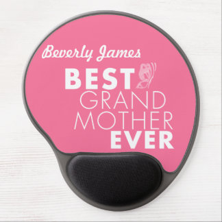 Best Grand Mother Mousepad Gel Mouse Mats